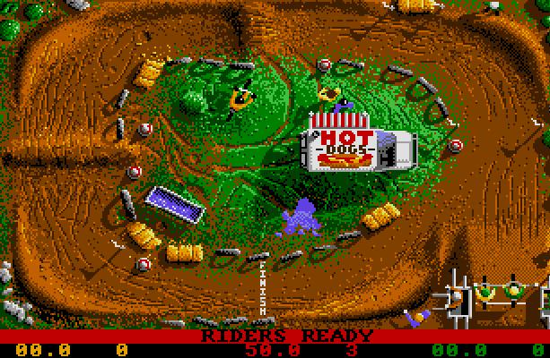 BMX Simulator Codemasters Amiga Xtreme Retro 3