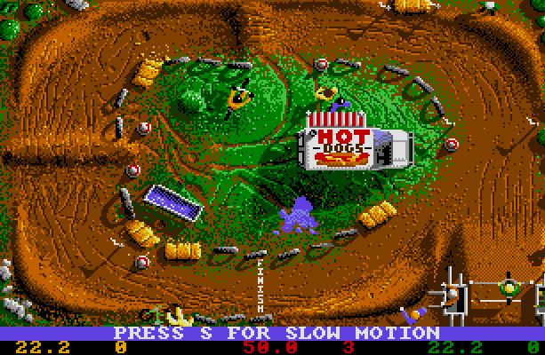 BMX Simulator Codemasters Amiga Xtreme Retro 4