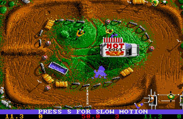 BMX Simulator Codemasters Amiga Xtreme Retro 6