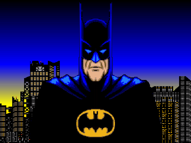 Batman Revenge of the Joker ICOM Simulations Sunsoft Super Nintendo SNES Sega Genesis Mega Drive MD Xtreme Retro 1