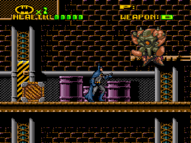 Batman Revenge of the Joker ICOM Simulations Sunsoft Super Nintendo SNES Sega Genesis Mega Drive MD Xtreme Retro 9