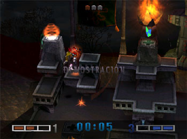 Blood Lines Sony Radical Entertainment PlayStation PSX PSone Xtreme Retro 1