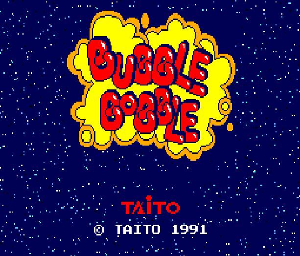 Bubble Bobble Taito Arcade Coin Op Sega Master System Xtreme Retro 4