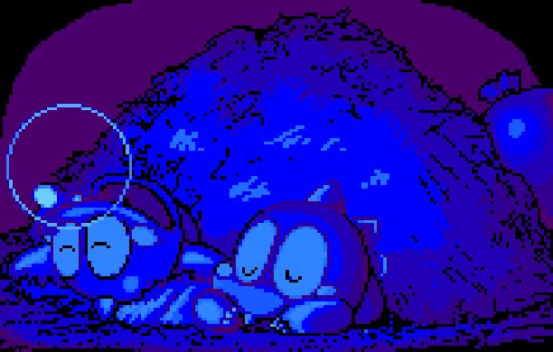 Bubble Bobble Taito Arcade Coin Op Sega Master System Xtreme Retro Pixel Art