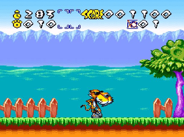 Chester Cheetah Wild Wild Quest Kaneko Super Nintendo SNES Mega Drive MD Xtreme Retro 3