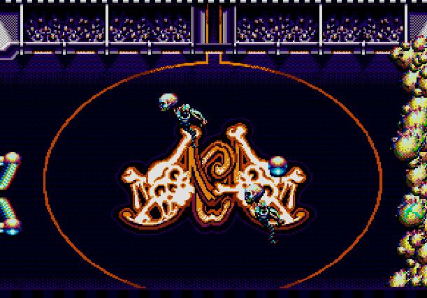 Crue Ball Heavy Metal Pinball Electronic Arts Sega Genesis Mega Drive MD Xtreme Retro 3