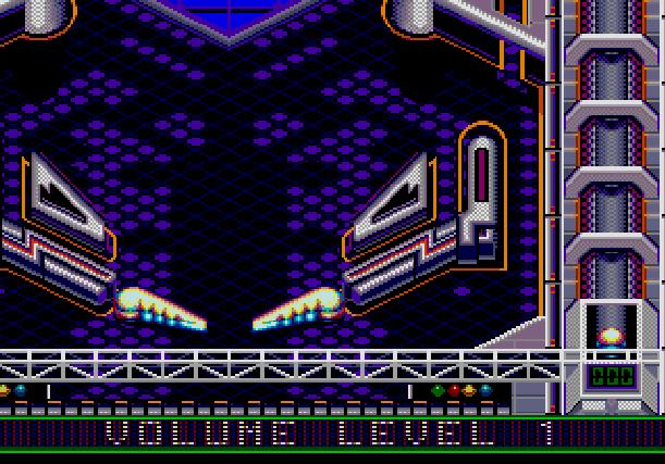 Crue Ball Heavy Metal Pinball Electronic Arts Sega Genesis Mega Drive MD Xtreme Retro 4