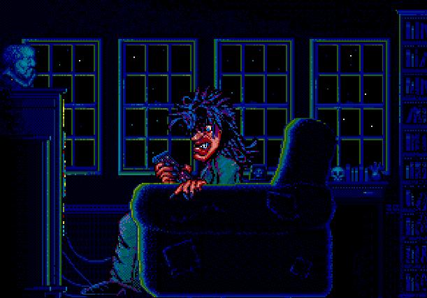 Crue Ball Heavy Metal Pinball Electronic Arts Sega Genesis Mega Drive MD Xtreme Retro 7