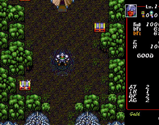 Dungeon Explorer Hudson Soft Westone Sega Action RPG Mega CD Dungeon Crawler Fantasy Sword and Sorcery Xtreme Retro 5