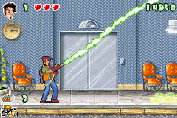 Extreme Ghostbusters Code Ecto-1 LSP Light and Shadow Production Nintendo Game Boy Advance GBA Xtreme Retro 5