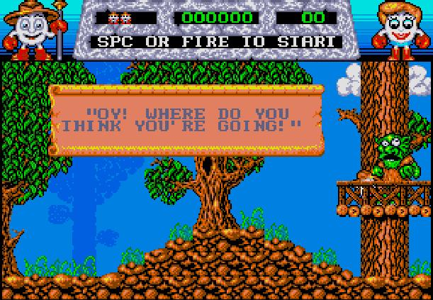 Fantasy World Dizzy Codemasters Amiga Xtreme Retro 2