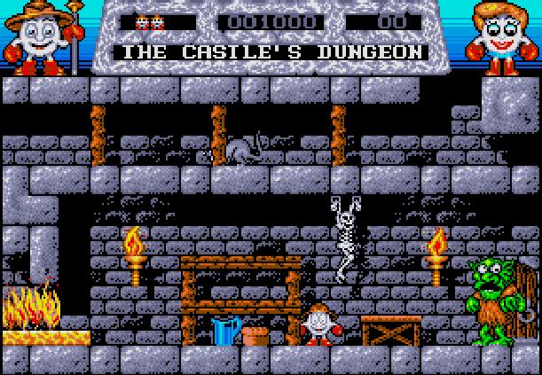 Fantasy World Dizzy Codemasters Amiga Xtreme Retro 3
