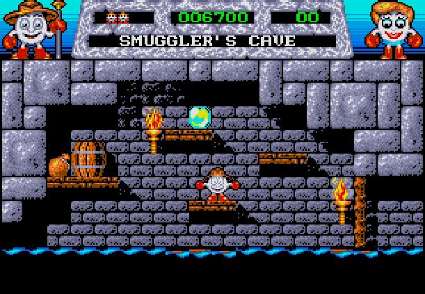 Fantasy World Dizzy Codemasters Amiga Xtreme Retro 5