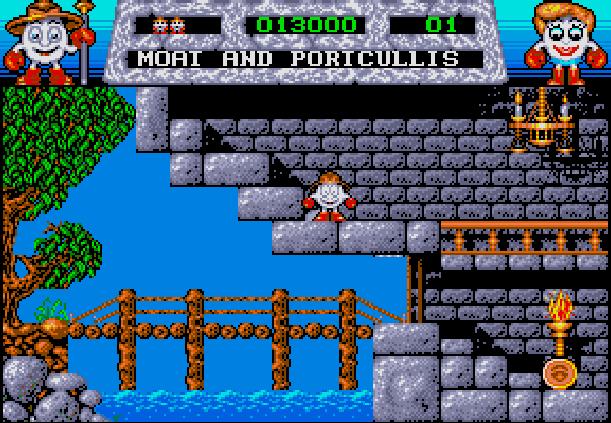 Fantasy World Dizzy Codemasters Amiga Xtreme Retro 7