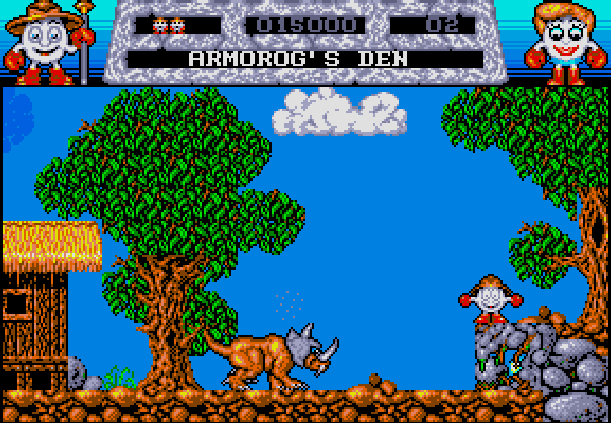 Fantasy World Dizzy Codemasters Amiga Xtreme Retro 8