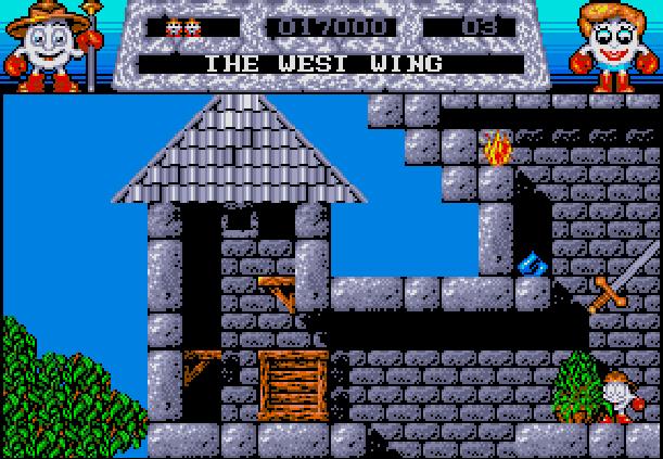 Fantasy World Dizzy Codemasters Amiga Xtreme Retro 9