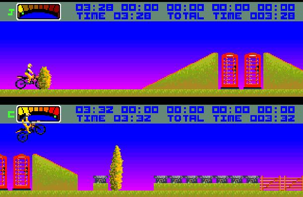 Kikstart II Mastertronic 1987 Amiga Amstrad CPC ZX Spectrum Commodore 64 C64 128 Xtreme Retro 2