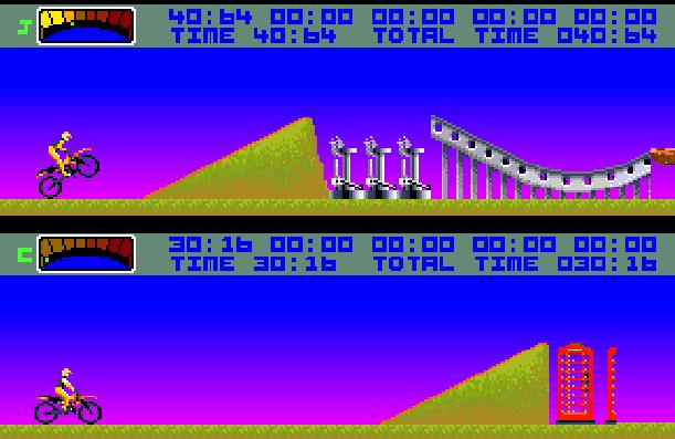 Kikstart II Mastertronic 1987 Amiga Amstrad CPC ZX Spectrum Commodore 64 C64 128 Xtreme Retro 4