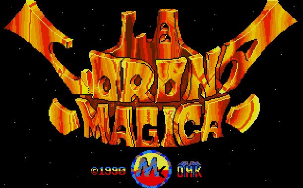 La Corona Magica ZX Spectrum Amstrad CPC Atari ST Amiga PC OMK Xtreme Retro 1