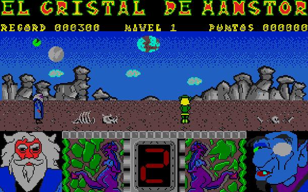 La Corona Magica ZX Spectrum Amstrad CPC Atari ST Amiga PC OMK Xtreme Retro 2