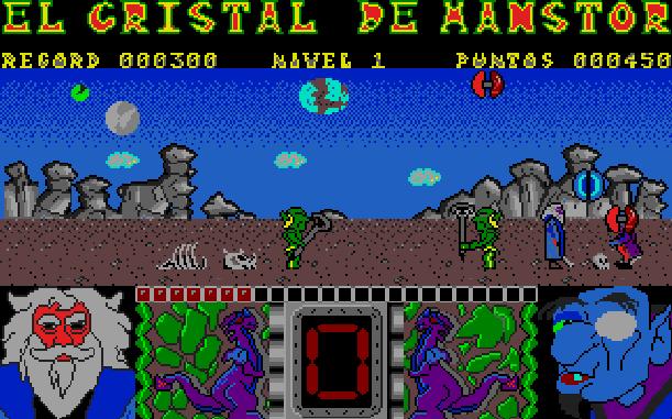 La Corona Magica ZX Spectrum Amstrad CPC Atari ST Amiga PC OMK Xtreme Retro 4