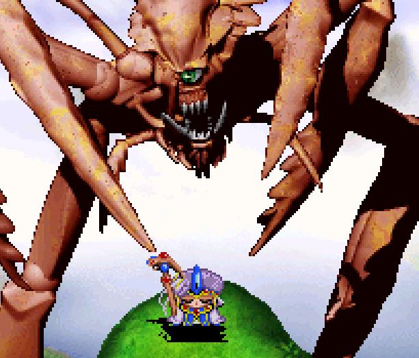 Magic Knight Rayearth Sega Saturn Action RPG Xtreme Retro 5