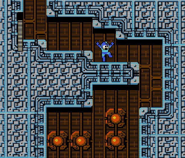 Mega Man 2 Nintendo Entertainment System NES Famicom Capcom Xtreme Retro 5