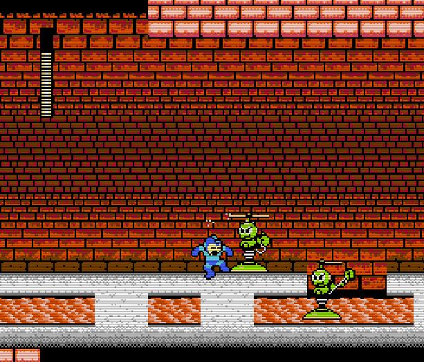 Mega Man 2 Nintendo Entertainment System NES Famicom Capcom Xtreme Retro 6