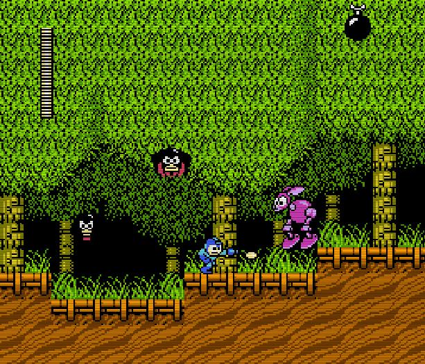 Mega Man 2 Nintendo Entertainment System NES Famicom Capcom Xtreme Retro 7