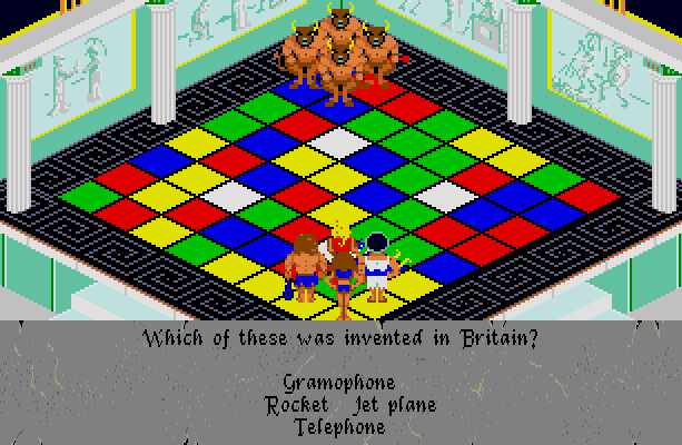 Powerplay the game of Gods Arcana 1988 Amstrad CPC Amiga Atari ST Commodore 64 C64 ZX Spectrum Xtreme Retro 4