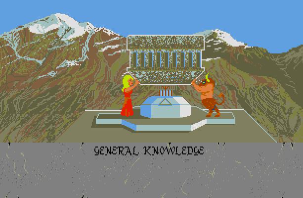 Powerplay the game of Gods Arcana 1988 Amstrad CPC Amiga Atari ST Commodore 64 C64 ZX Spectrum Xtreme Retro 5