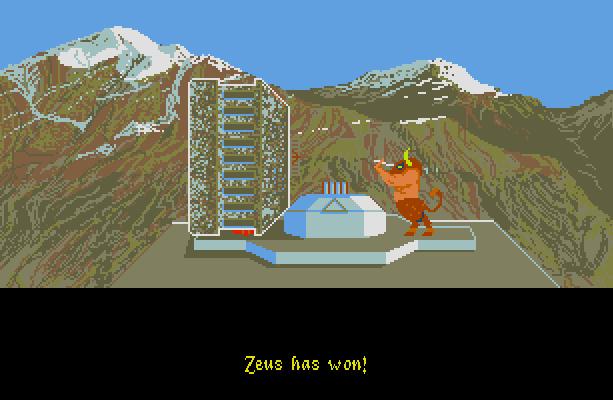 Powerplay the game of Gods Arcana 1988 Amstrad CPC Amiga Atari ST Commodore 64 C64 ZX Spectrum Xtreme Retro 6