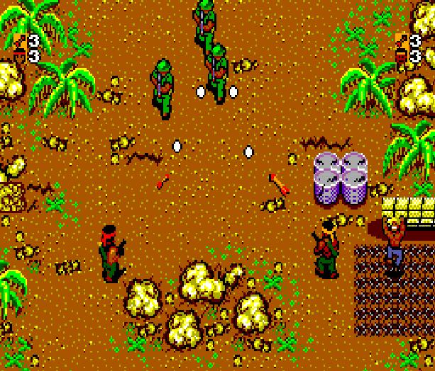 Rambo First Blood Part II Sega Master System 1986 Xtreme Retro 2