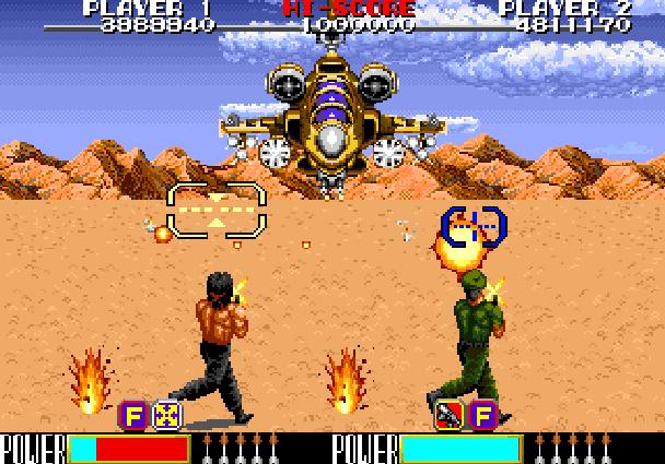 Rambo III Arcade Coin Op Taito Shooter Xtreme Retro 1