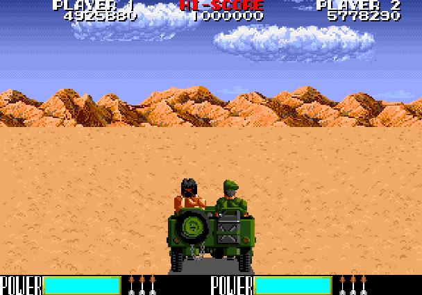 Rambo III Arcade Coin Op Taito Shooter Xtreme Retro 3