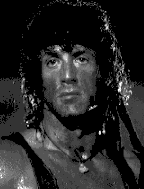 Rambo The Video Game Teyon 2014 PlayStation 3 Xbox 360 PC Xtreme Retro Pixel Art
