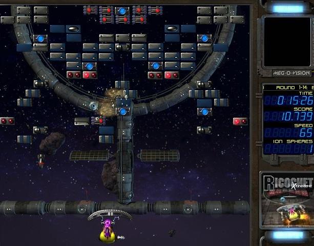 Ricochet Xtreme Retro 3
