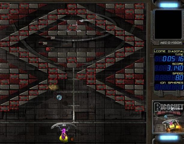 Ricochet Xtreme Retro 5