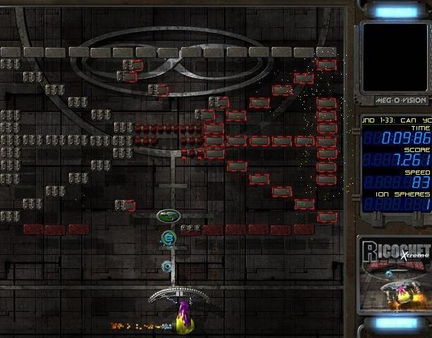 Ricochet Xtreme Retro 7