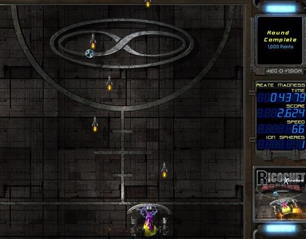 Ricochet Xtreme Retro 8