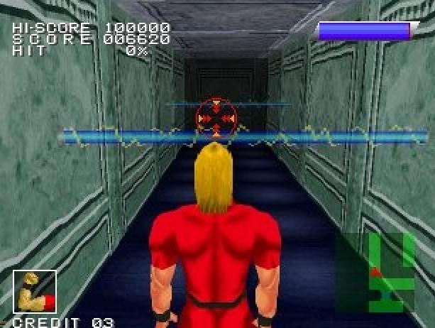 Space Adventure Cobra The Shooting Sony PlayStation PSX Manga Takara Xtreme Retro 8