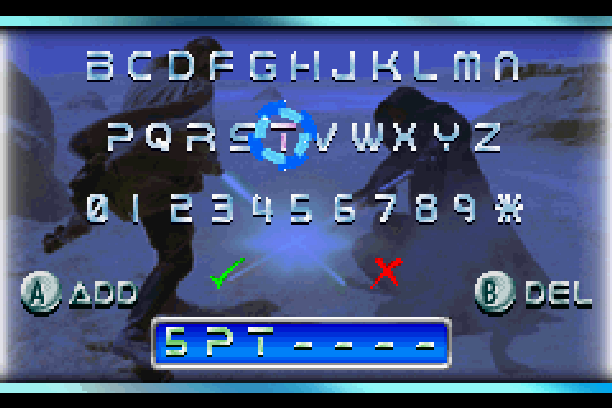 Star Wars Jedi Power Battles THQ LucasArts Beat em up Nintendo Game Boy Advance GBA Xtreme Retro 16