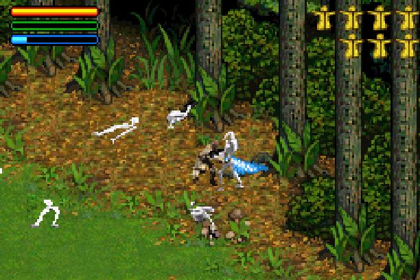 Star Wars Jedi Power Battles THQ LucasArts Beat em up Nintendo Game Boy Advance GBA Xtreme Retro 17