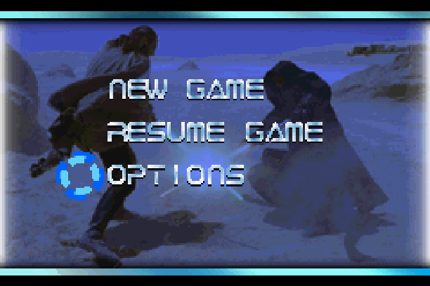 Star Wars Jedi Power Battles THQ LucasArts Beat em up Nintendo Game Boy Advance GBA Xtreme Retro 2