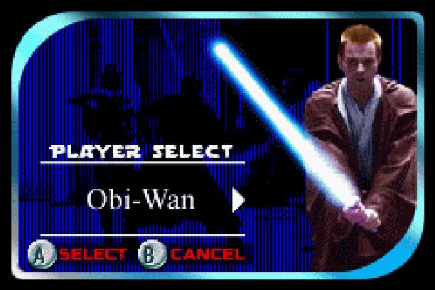 Star Wars Jedi Power Battles THQ LucasArts Beat em up Nintendo Game Boy Advance GBA Xtreme Retro 3
