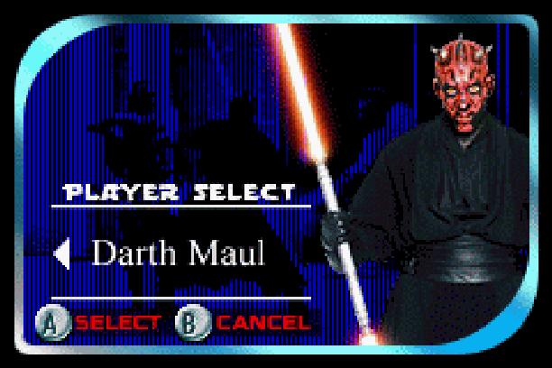 Star Wars Jedi Power Battles THQ LucasArts Beat em up Nintendo Game Boy Advance GBA Xtreme Retro 35