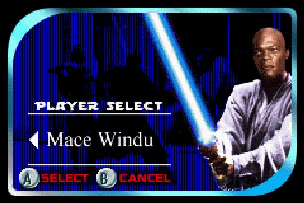 Star Wars Jedi Power Battles THQ LucasArts Beat em up Nintendo Game Boy Advance GBA Xtreme Retro 5