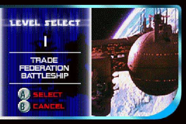 Star Wars Jedi Power Battles THQ LucasArts Beat em up Nintendo Game Boy Advance GBA Xtreme Retro 6