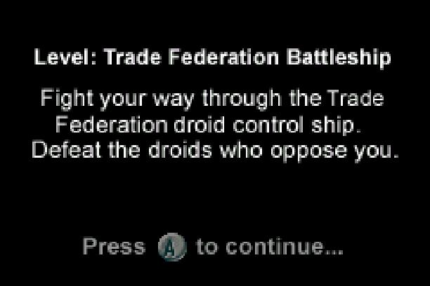 Star Wars Jedi Power Battles THQ LucasArts Beat em up Nintendo Game Boy Advance GBA Xtreme Retro 7