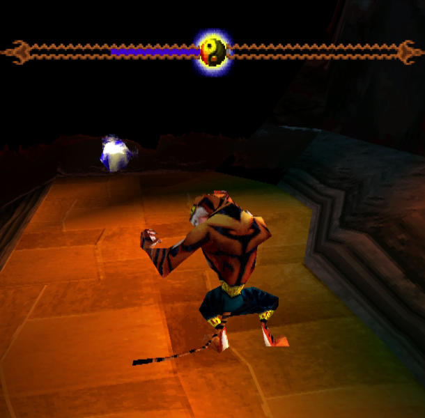 T'ai Fu Wrath of the Tiger Dreamworks Interactive Activision Sony PlayStation PSone PSX beat em up Xtreme Retro 7